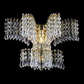 Aplice Cristal Bohemia - Aplica de perete Lux cristal Bohemia N25 819/03/3