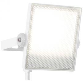 Proiectoare - Proiector LED de exterior IP65 Dryden 13cm, alb