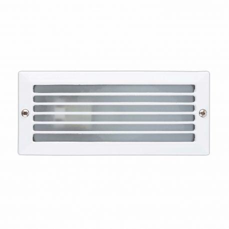 Spoturi - Spot / Corp iluminat de exterior incastrabil IP44 ESCA alb