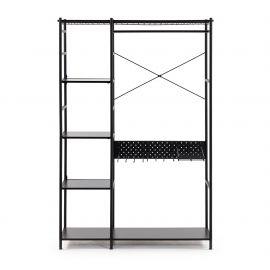Garderobe - Raft, Dulap din metal fara usi STORN Closet