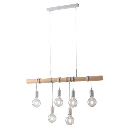 Pendule, Lustre suspendate - Lustra suspendata design modern ARIZONA alb