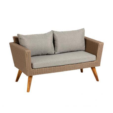 Canapele - Canapea 2 locuri pentru exterior si interior Sumie