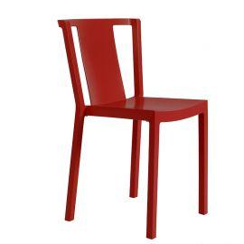 Scaune - Set de 2 scaune din polipropilena pentru exterior / interior Neutra