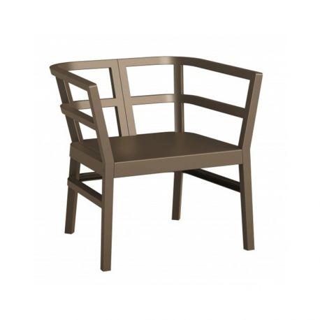 Fotolii - Scaun din polipropilena pentru exterior / interior Click-Clack Armchair