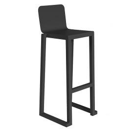 Scaune Bar - Set de 2 scaune de bar exterior / interior design modern, Barcino Stool