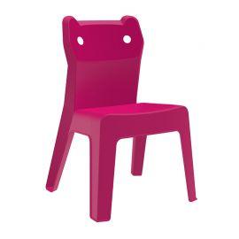 Articole pentru copii - Set de 4 scaune pentru copii, uz exterior / interior JAN CAT