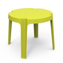 Articole pentru copii - Set de 4 masute pentru copii, uz exterior / interior Rita Table