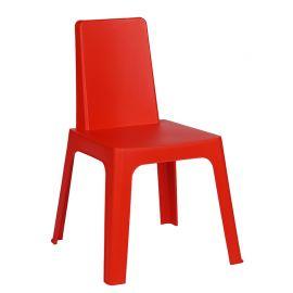 Articole pentru copii - Set de 4 scaune pentru copii, uz exterior / interior Julieta