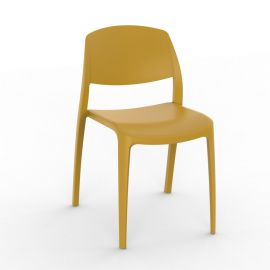 Scaune - Set de 2 scaune din polipropilena pentru exterior / interior Smart Chair