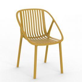 Scaune - Set de 2 scaune din polipropilena pentru exterior / interior Bini Chair