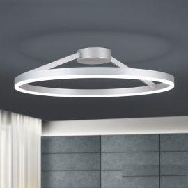 Lustre aplicate - Lustra aplicata LED dimabila design modern circular Float 60cm