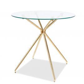 Mese dining - Masa bistro design modern AZALIA, 80cm