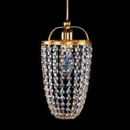 Lustre Cristal Bohemia - Lustra, Pendul cristal Bohemia diam.12cm inaltime reglabila SMALL GAME 02-01