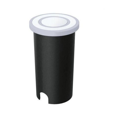 Spoturi - Mini Spot LED incastrabil scari / perete exterior ARIS alb