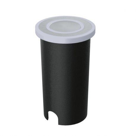 Spoturi - Mini Spot LED incastrabil scari / perete exterior ARIS aluminiu