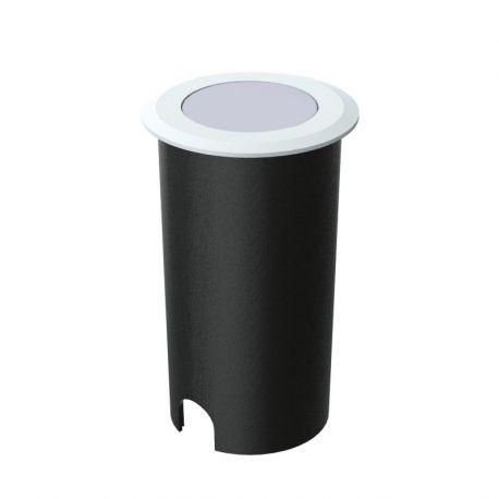 Spoturi - Mini Spot LED incastrabil scari / perete exterior INMA alb