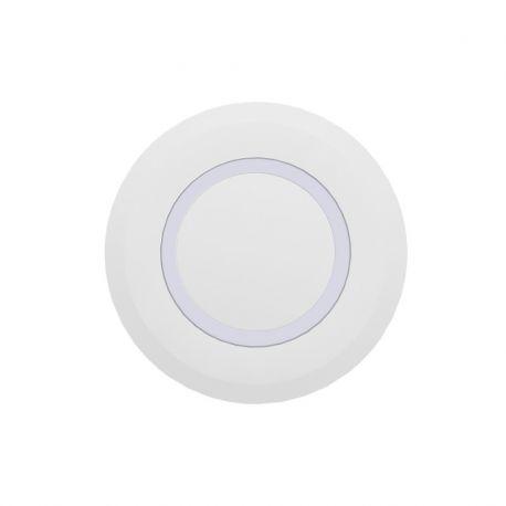 Spoturi - Mini Spot LED incastrabil scari / perete exterior OKO alb