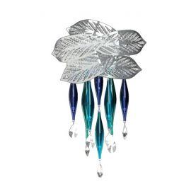 Aplice Cristal Bohemia - Aplica de perete moderna Vision design LUX cristale Exclusive HARMONY