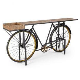 Mese Bar - Consola design bicicleta, Masa de bar decorativa BICYCLE
