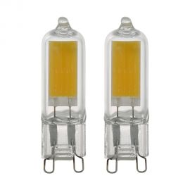 Becuri G4/G9/GX - Set becuri LED G9 2X2W