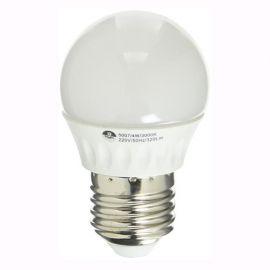 Becuri E27 - Bec LED GLOBE BULB, 3000K 4W E27