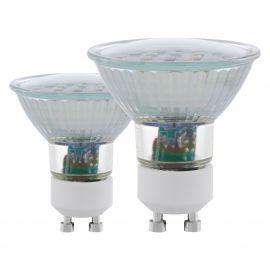 Set 2 becuri GU10-LED 5W 400 lm 3000K