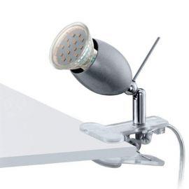 Veioze - Veioza Birou cu clip, spot directionabil, LED, Banny 1