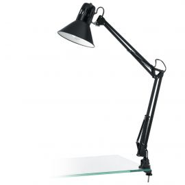 Lampi birou - Veioza lampa de masa clip Firmo