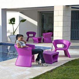 Scaun / Fotoliu de exterior / interior design modern premium PAL ARMCHAIR