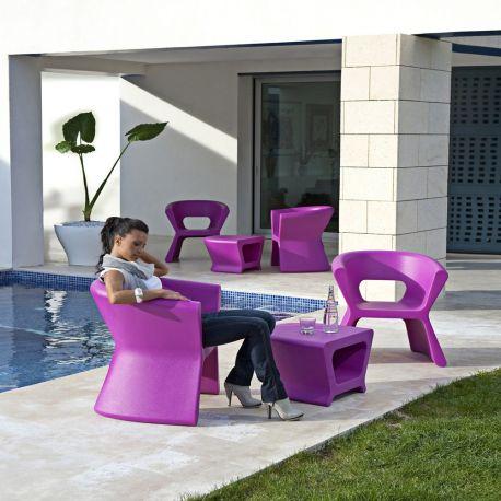 Scaune - Scaun / Fotoliu de exterior / interior design modern premium PAL ARMCHAIR