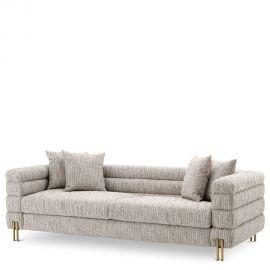 Canapele - Canapea eleganta design LUX York, bej mademoiselle