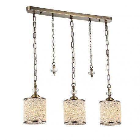 Pendule, Lustre suspendate - Lustra cu 3 pendule Sherborn