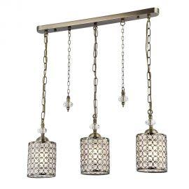 Pendule, Lustre suspendate - Lustra cu 3 pendule Sherborn-G