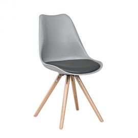 Seturi scaune, HoReCa - Set de 2 scaune TREND gri