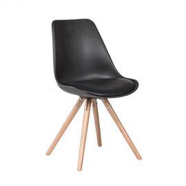 Seturi scaune, HoReCa - Set de 2 scaune TREND negru