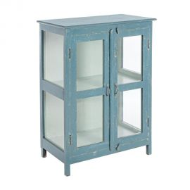 Dulapuri - Dulap ANIA 2DO albastru 105x75cm