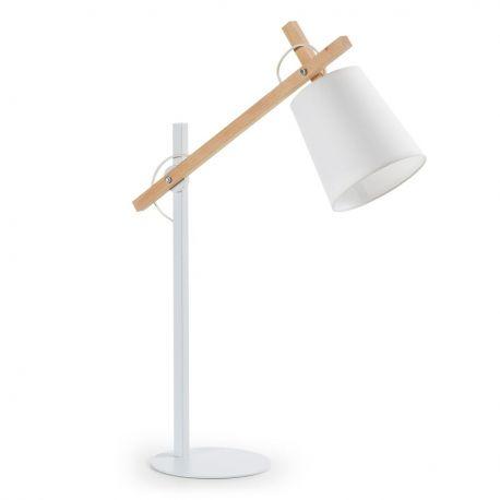 Veioze - Lampa de masa JOVIK alb