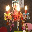 Candelabru KARAT multicolor