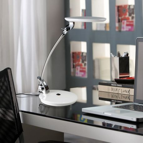 Corpuri de iluminat - Lampa LED Omnia alba