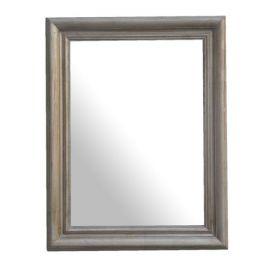 Oglinzi - Oglinda decorativa ELITE 90x70 argintiu