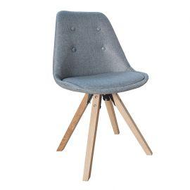 Seturi scaune, HoReCa - Set de 4 scaune Scandinavia gri
