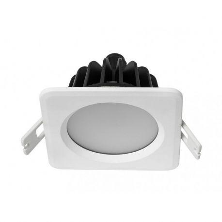 Iluminat pentru baie - Spot LED incastrabil baie DOWNLIGHT SQUARE