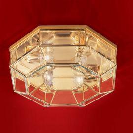 Plafoniere - Plafoniera Rilegato auriu 56cm