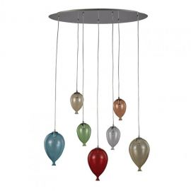Pendule, Lustre suspendate - Pendul CLOWN SP7 COLOR