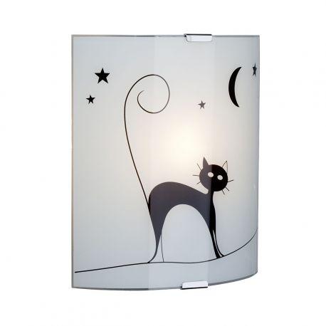 Iluminat pentru copii - Aplica Cat