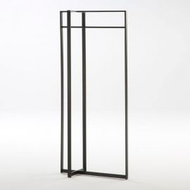 Garderobe - Suport haine negru Marilyn