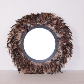 Oglinda design vintage Plumas
