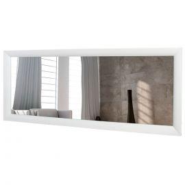 Oglinda decorativa Reflection 150cm alb