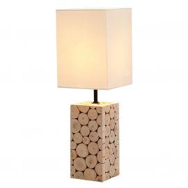 Veioze - Lampa de masa Natural Mosaic
