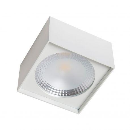 Iluminat pentru baie - Spot LED aplicat IP40 ALPHA square
